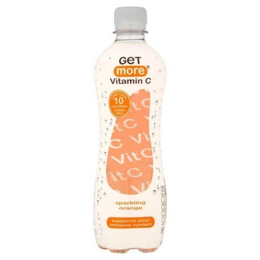Image of a Get More Multivitamin Water bottle