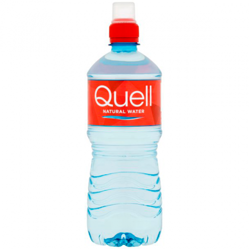 Image of a Quell Still Water bottle