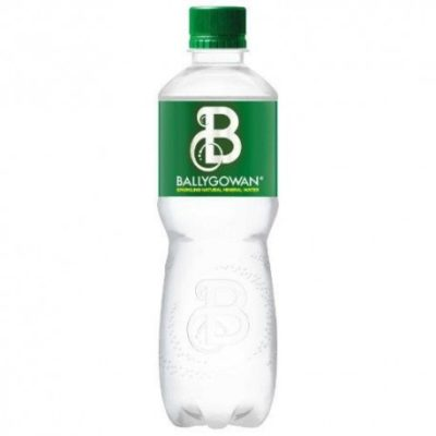 Image of a Ballygown Sparkling Water bottle