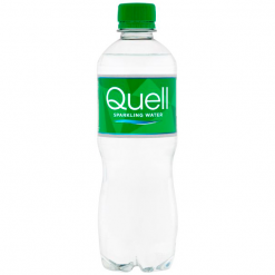 Image of a Quell Sparkling Water bottle
