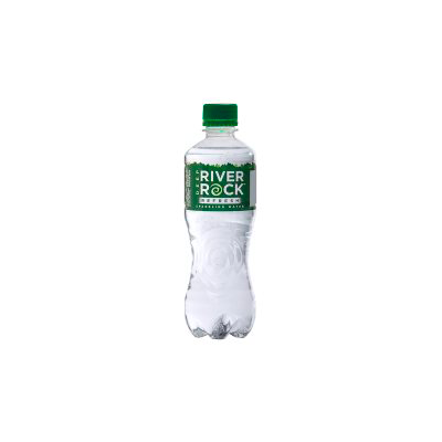 Image of a Deep Riverrock sparkling water bottle