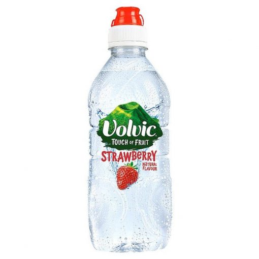 Image of a Volvic Touch of Fruit botle