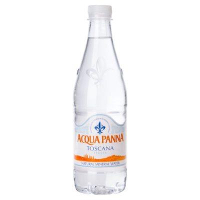 Image of a San Pellegrino Still Plastic Water bottle