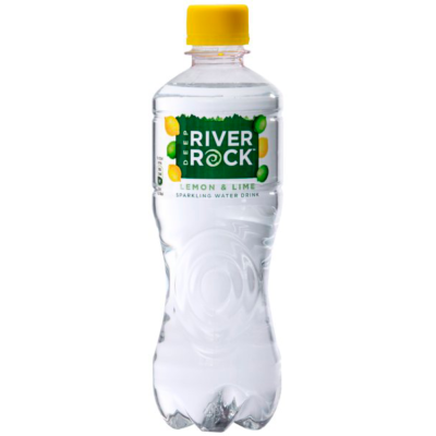 Image of a Deep RiverRock Lemon and Lime bottle | Water Delivery Service | WaterDelivered.ie
