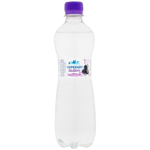 Image of a Tipperary Blackberry Water bottle | Water Delivery Service | WaterDelivered