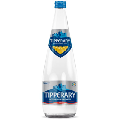 Image of a Tipperary Still Water Glass Bottle