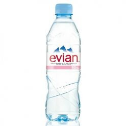 Image of a Evian Natural Mineral Water Still bottle