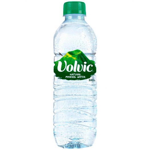 Image of a Volvic Natural Mineral Water Still bottle