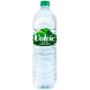 Image of a Volvic Natural Mineral Water bottle