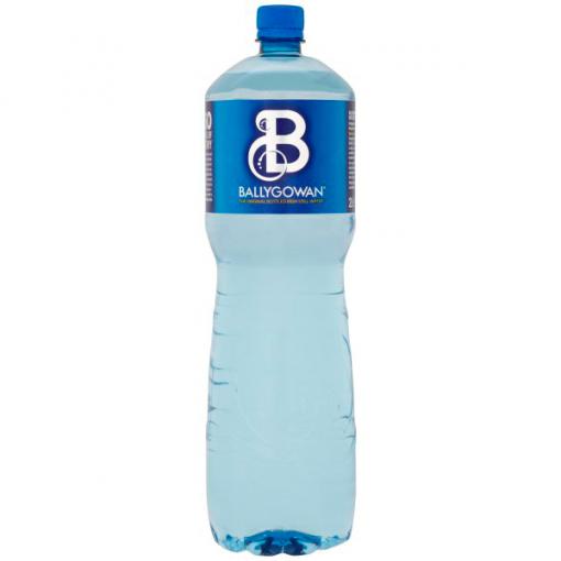 Image of a Ballygowan Still Water 2ltr bottle