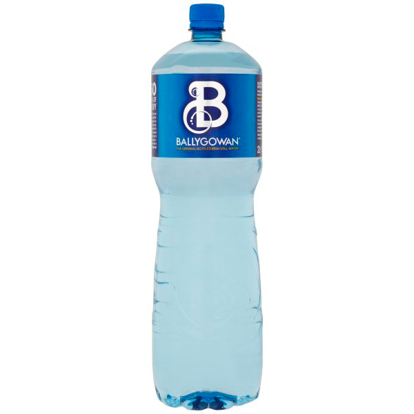Image of a Ballygowan Still Water 2ltr bottle