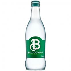Image of a Ballygowan Sparkling Water Glass Bottle